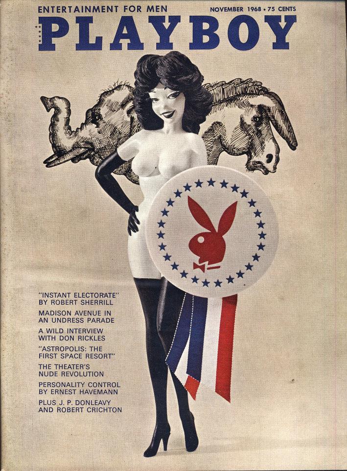 Playboy Vol. 15 No. 11