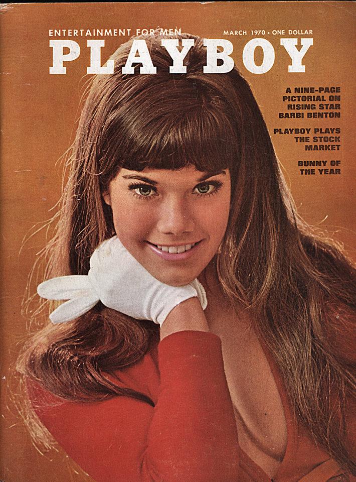 Playboy Vol. 17 No. 3