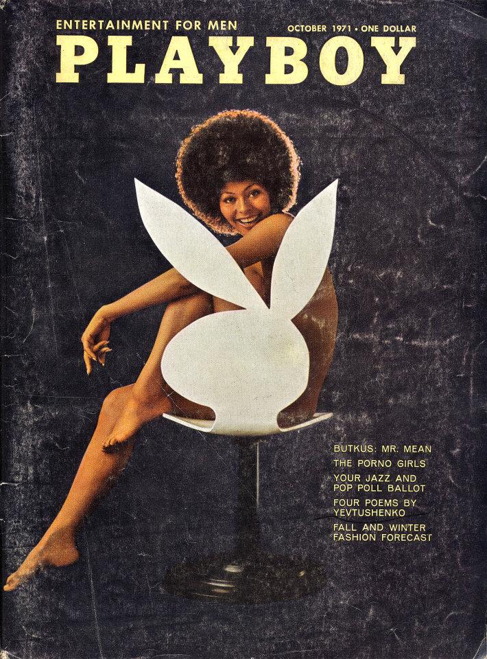 Playboy Vol. 18 No. 10