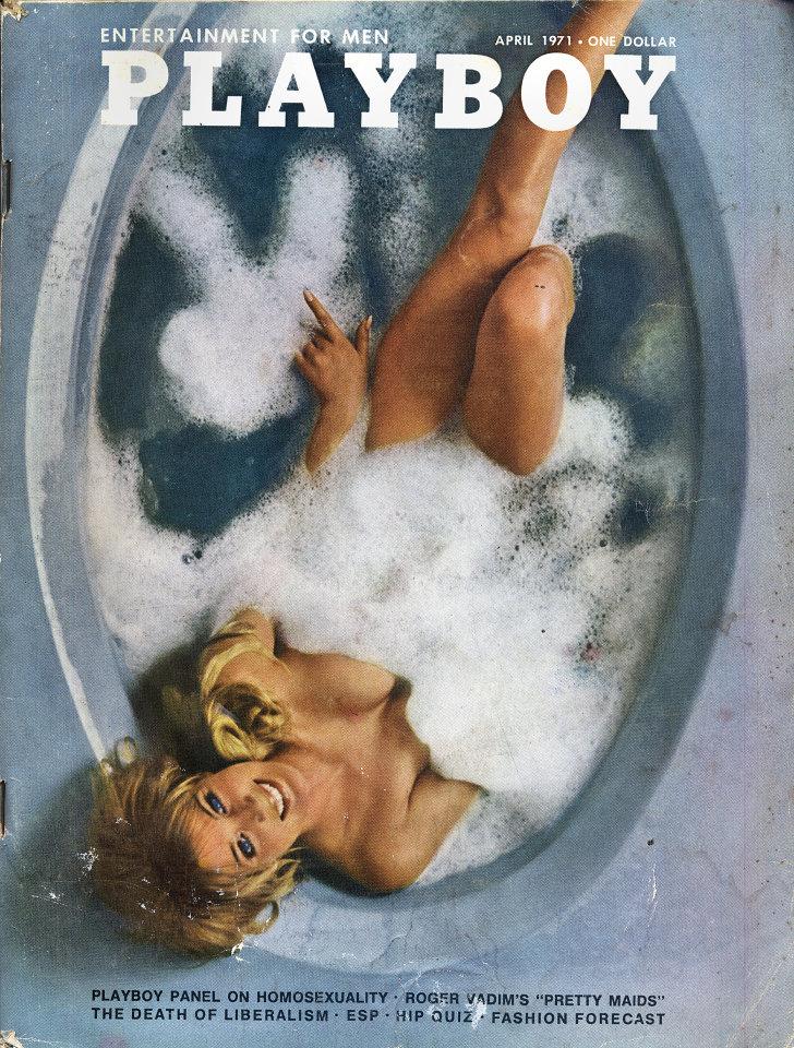 Playboy Vol. 18 No. 4