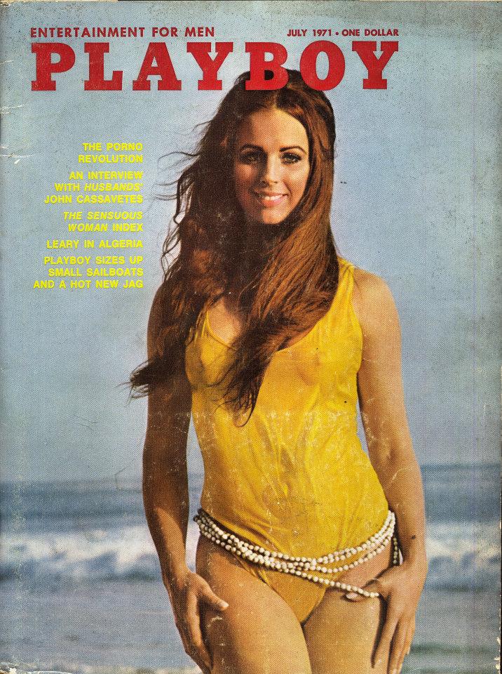 Playboy Vol. 18 No. 7