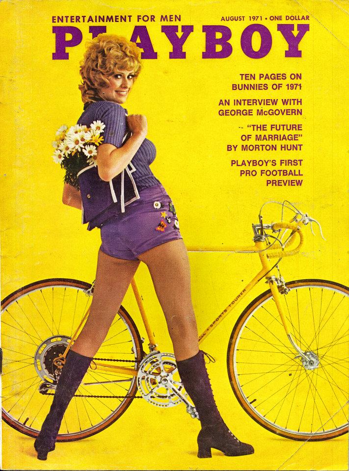 Playboy Vol. 18 No. 8