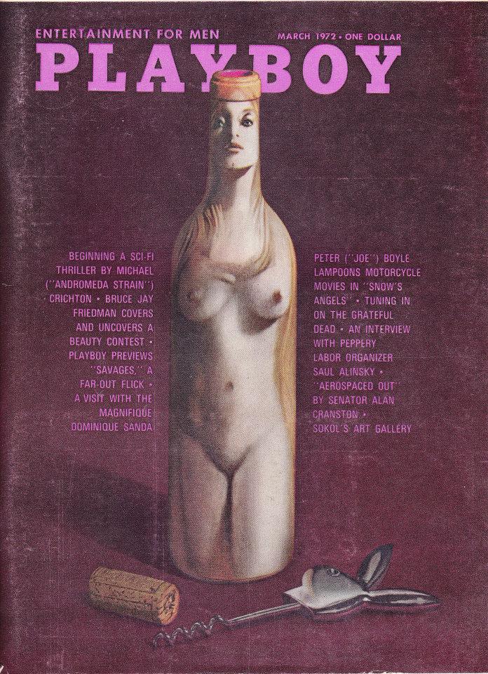 Playboy Vol. 19 No. 3