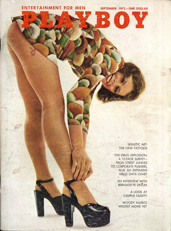 Playboy Vol. 19 No. 9
