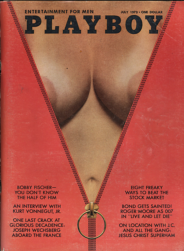 Playboy Vol. 20 No. 7