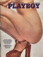 Playboy Vol. 20 No. 9 Magazine
