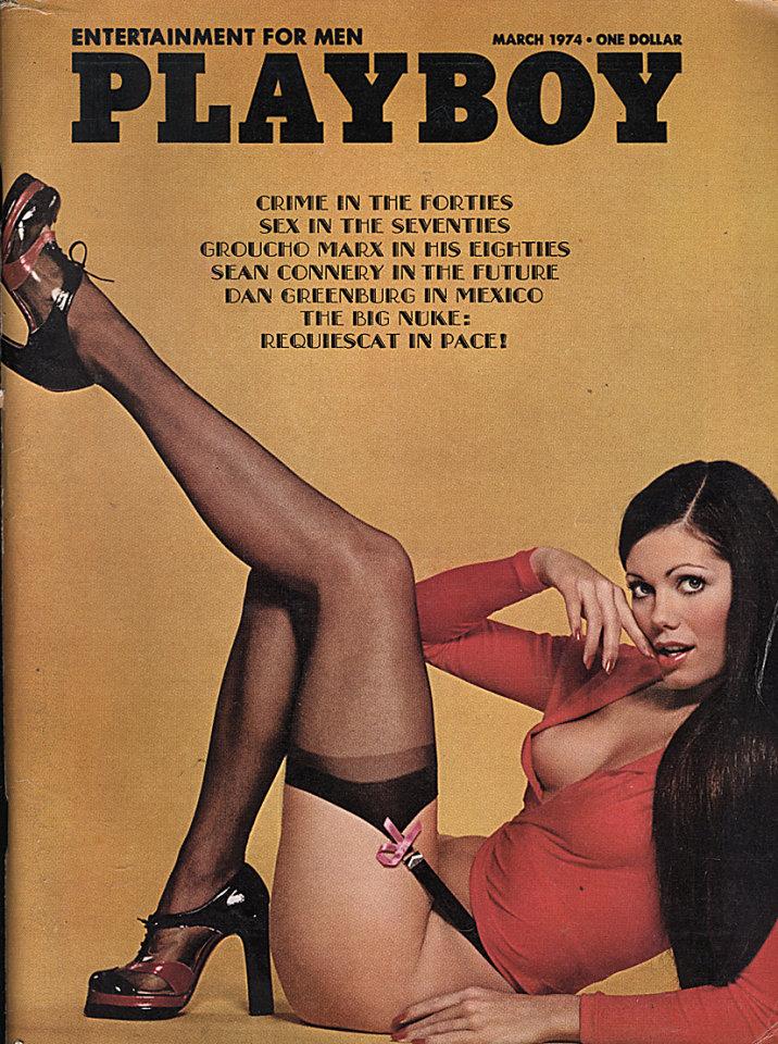 Playboy Vol. 21 No. 3