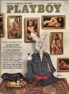 Playboy Vol. 22 No. 1 Magazine