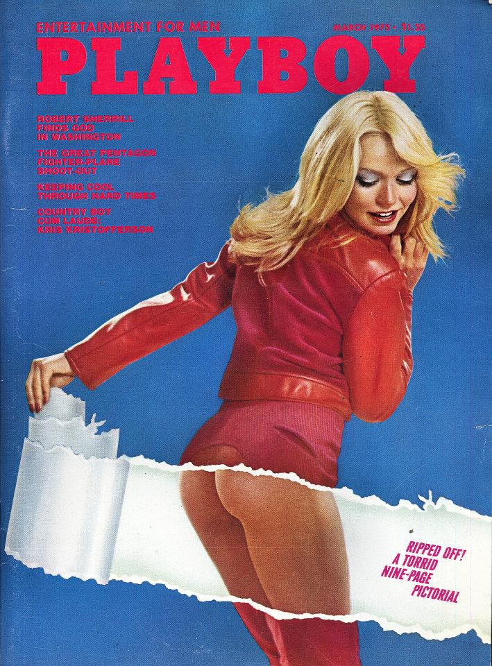 Playboy Vol. 22 No. 3