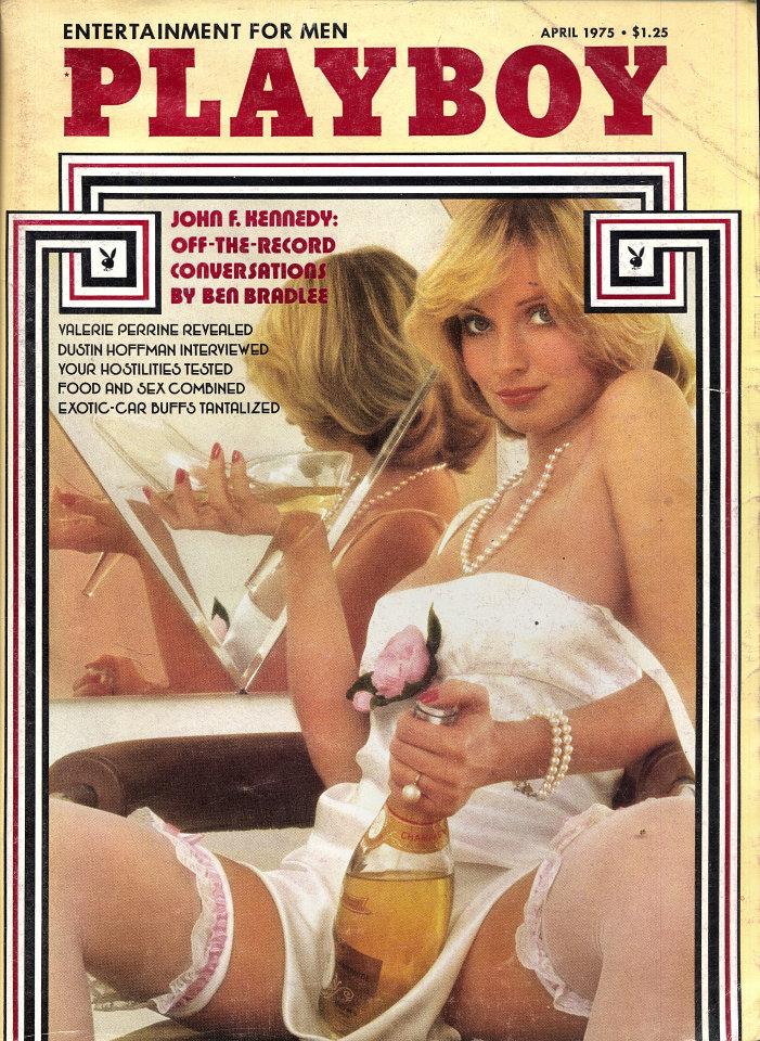 Playboy Vol. 22 No. 4