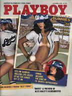 Playboy Vol. 23 No. 10 Magazine