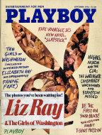 Playboy Vol. 23 No. 9 Magazine