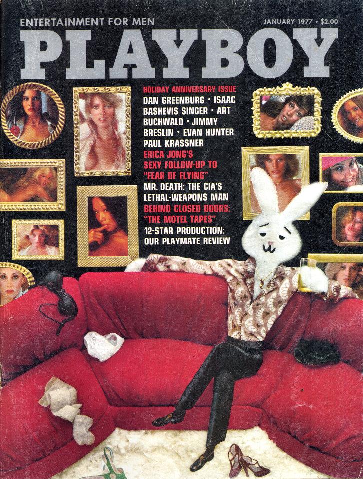 Playboy Vol. 24 No. 1