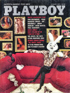 Playboy Vol. 24 No. 1 Magazine