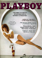 Playboy Vol. 24 No. 10 Magazine