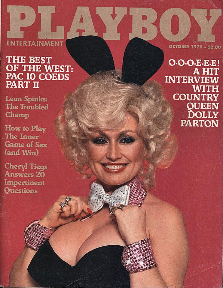 Playboy Vol. 25 No. 10