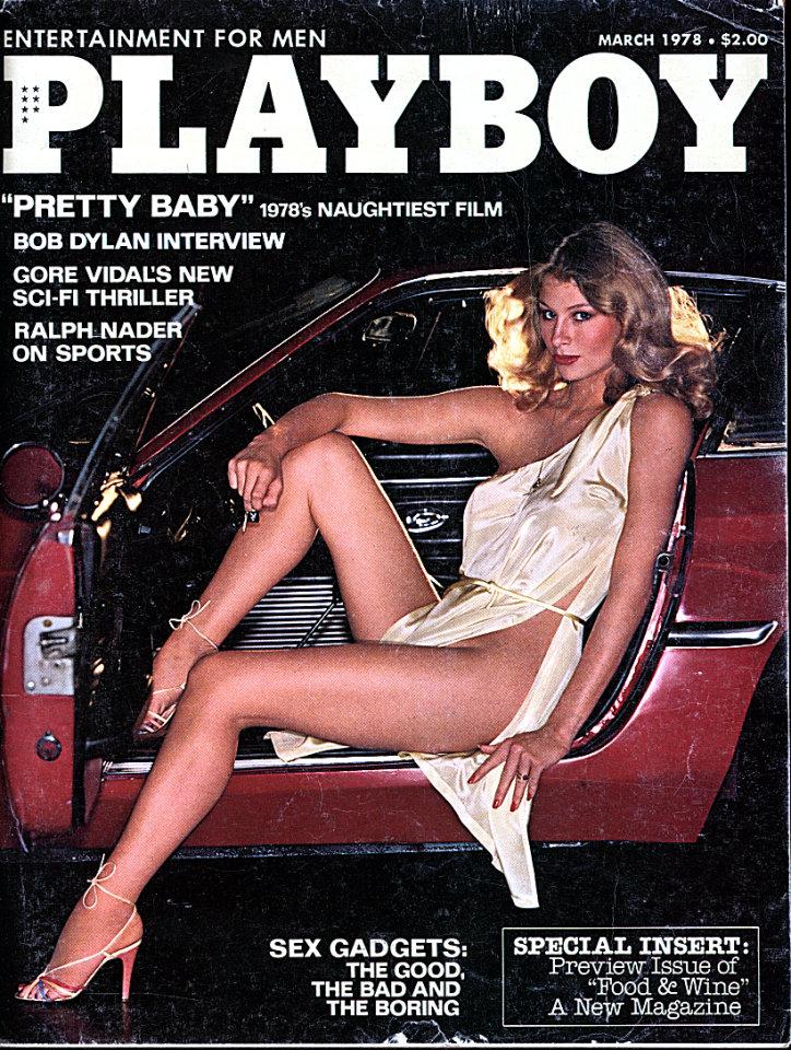 Playboy Vol. 25 No. 3