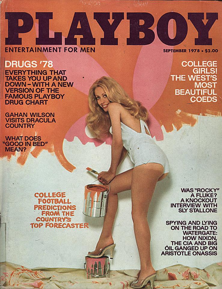 Playboy Vol. 25 No. 9