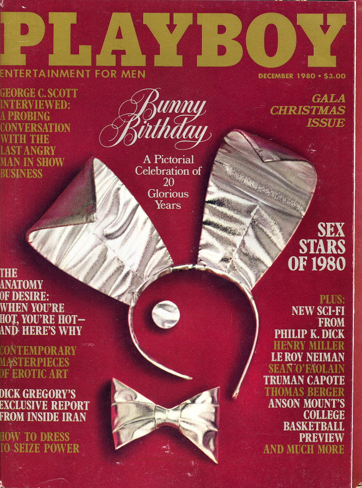 Playboy Vol. 27 No. 12