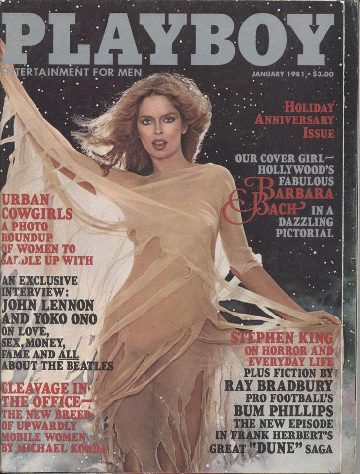Playboy Vol. 28 No. 1