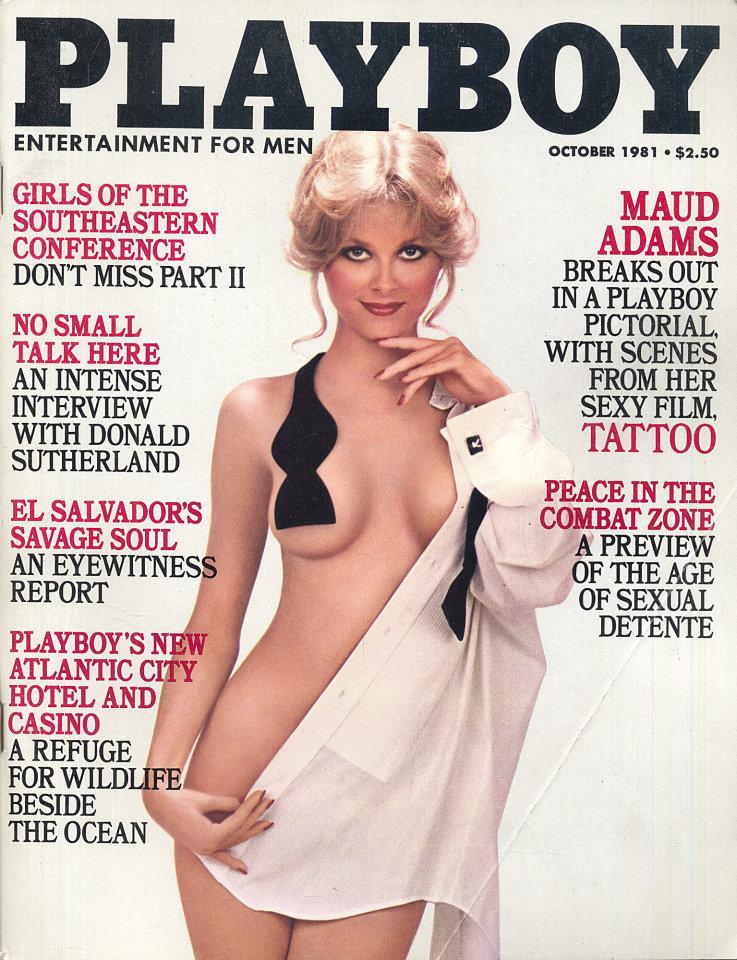 Playboy Vol. 28 No. 10