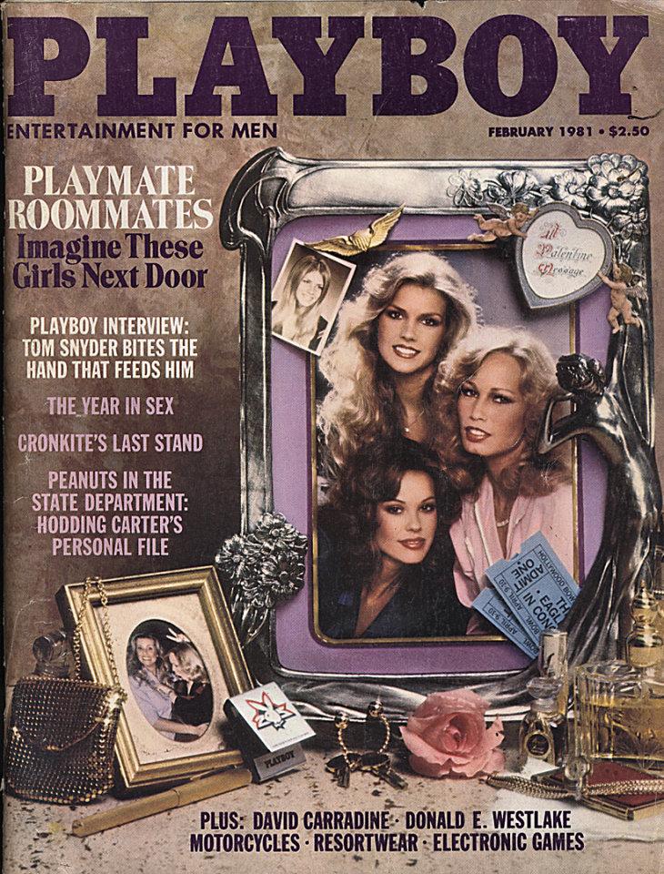 Playboy Vol. 28 No. 2