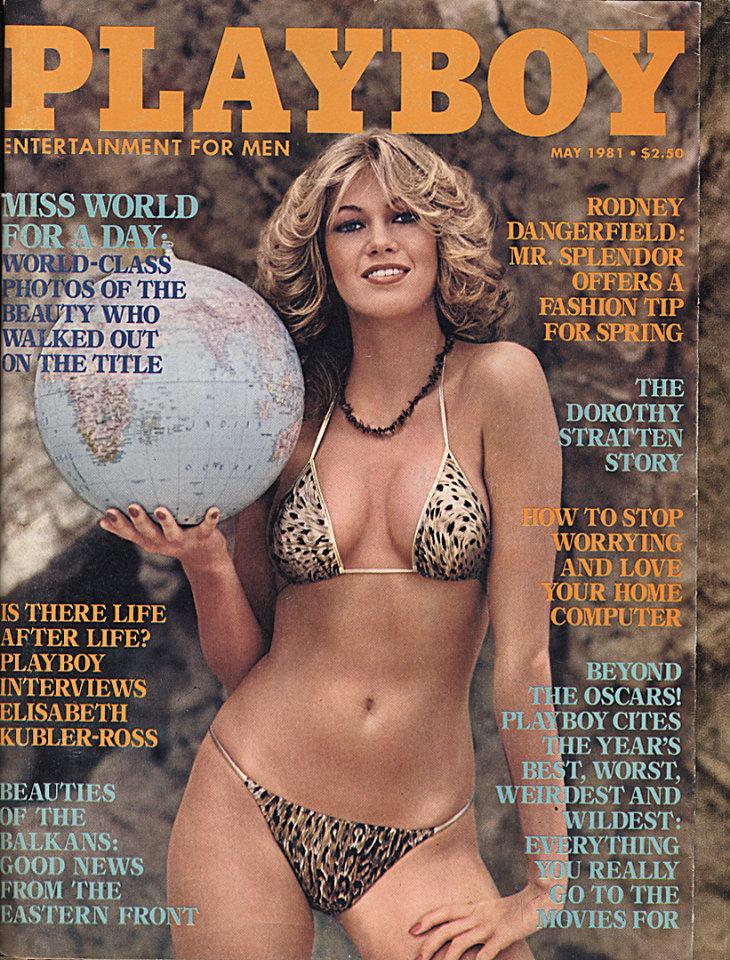 Playboy Vol. 28 No. 5