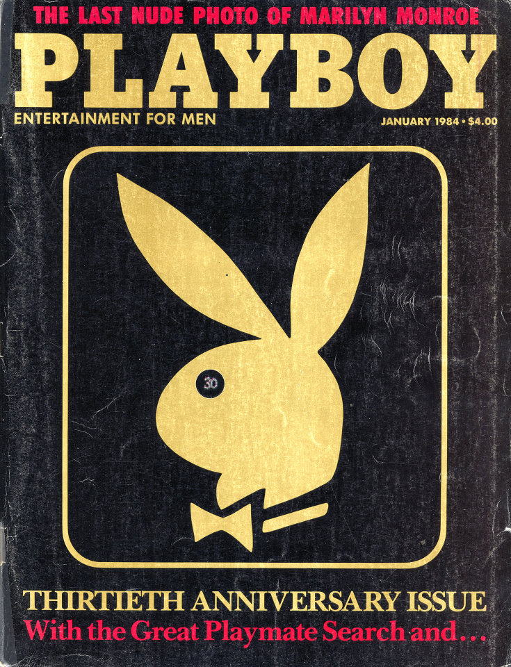 Playboy Vol. 31 No. 1