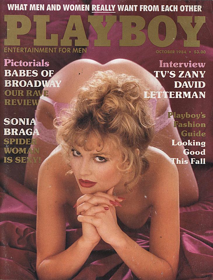Playboy Vol. 31 No. 10