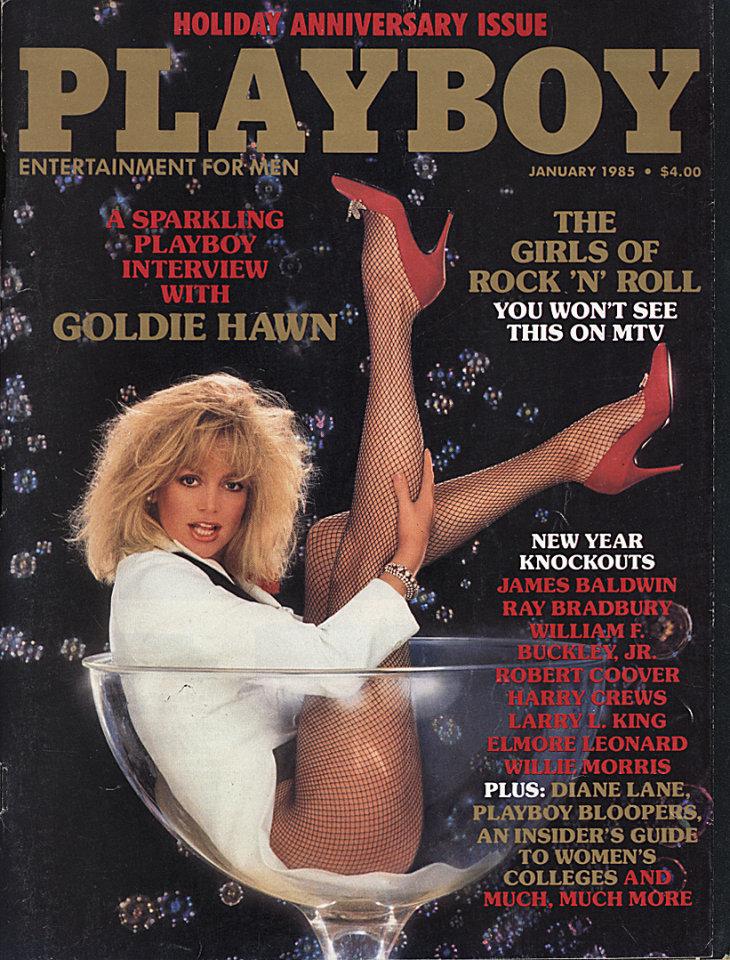 Playboy Vol. 32 No. 1