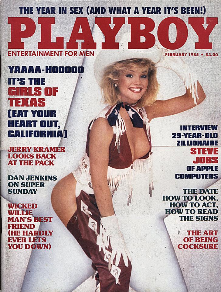 Playboy Vol. 32 No. 2