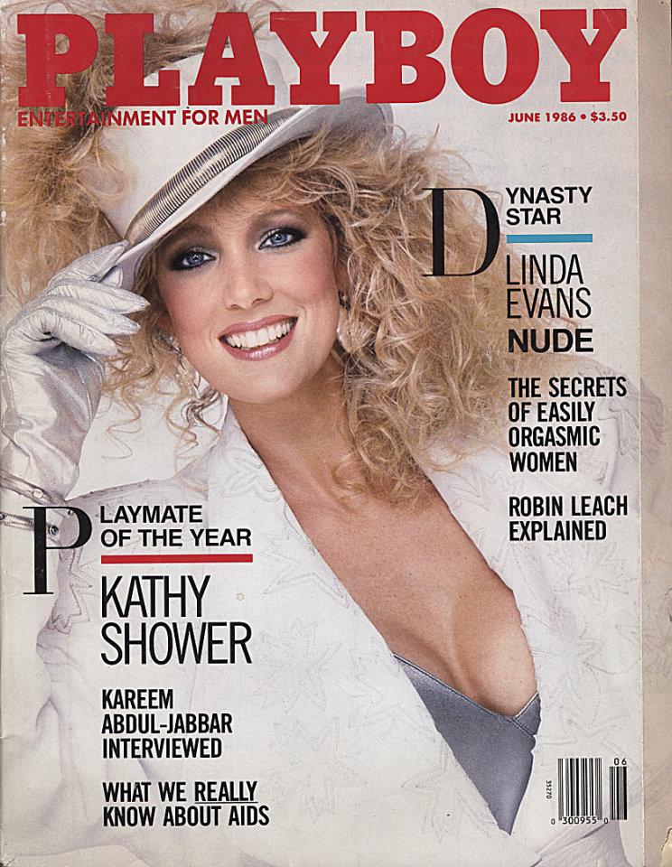 Playboy Vol. 33 No. 6