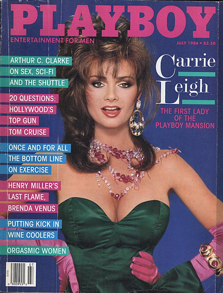Playboy Vol. 33 No. 7