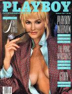 Playboy Vol. 34 No. 3 Magazine