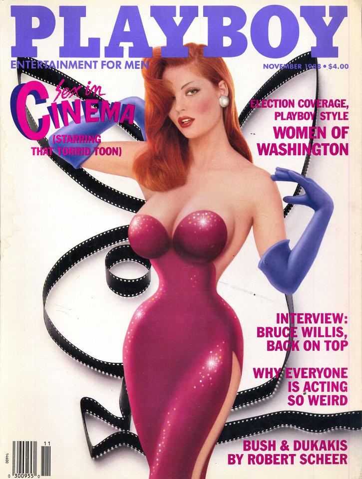 Playboy Vol. 35 No. 11
