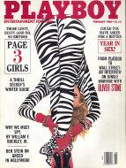 Playboy Vol. 35 No. 2 Magazine
