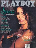 Playboy Vol. 35 No. 4 Magazine