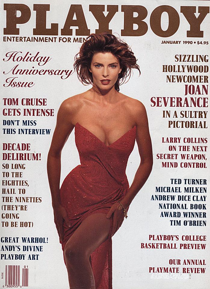 Playboy Vol. 37 No. 1