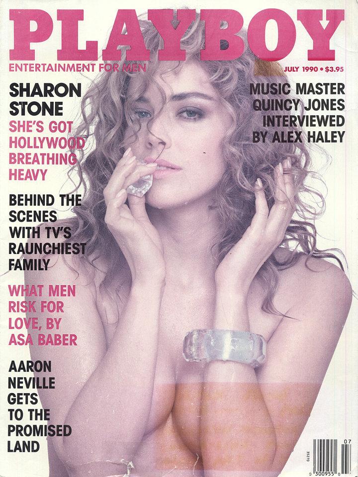 Playboy Vol. 37 No. 7