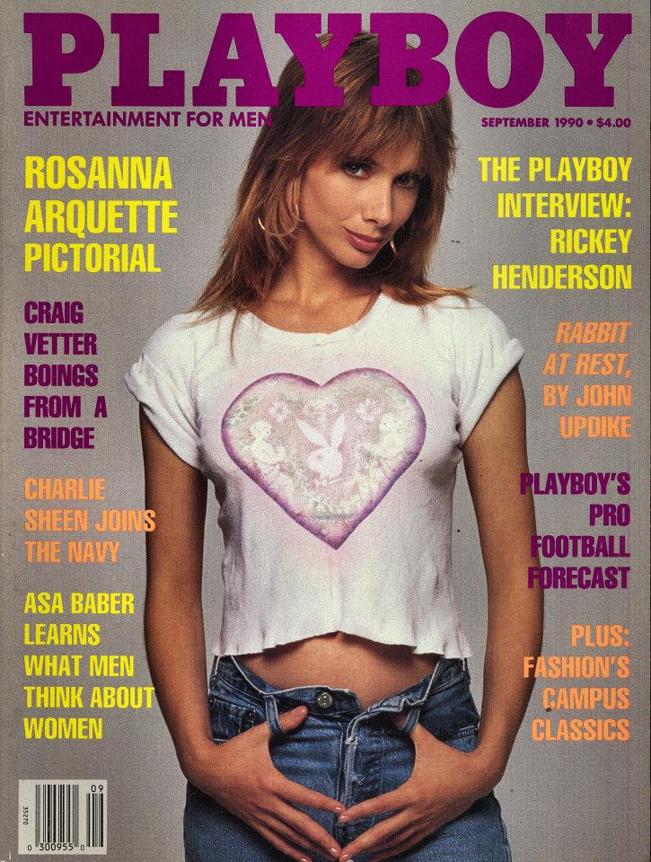 Playboy Vol. 37 No. 9