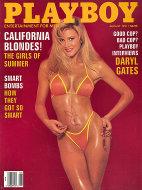 Playboy Vol. 38 No. 8 Magazine