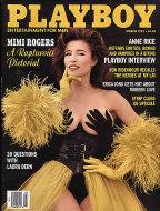 Playboy Vol. 40 No. 3 Magazine