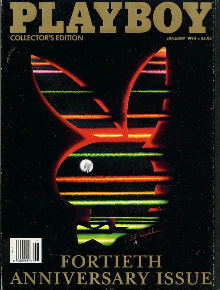 Playboy Vol. 41 No. 1