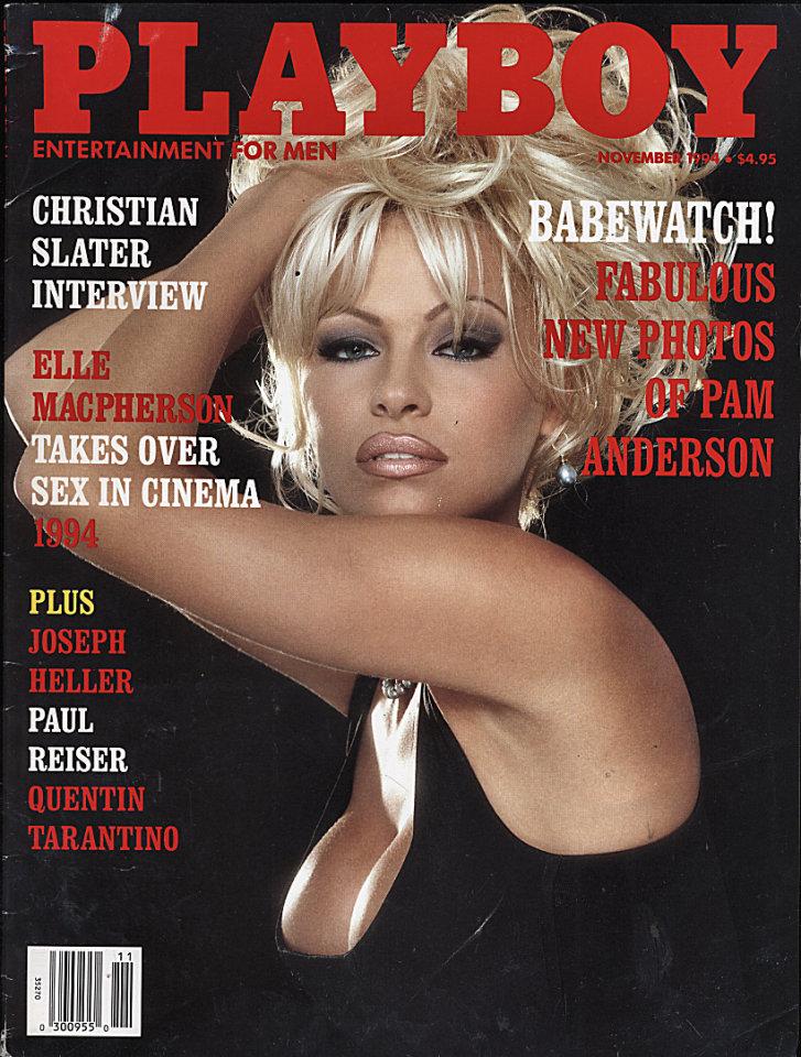 Playboy Vol. 41 No. 11