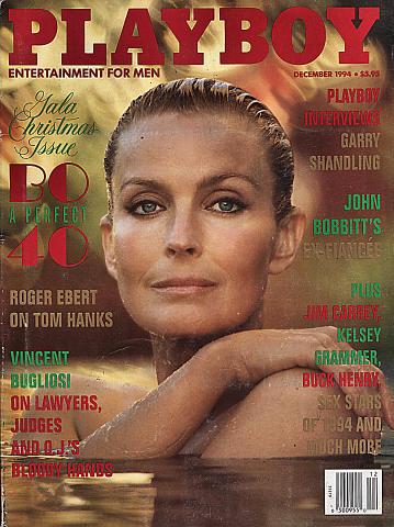 Playboy Vol. 41 No. 12 Magazine