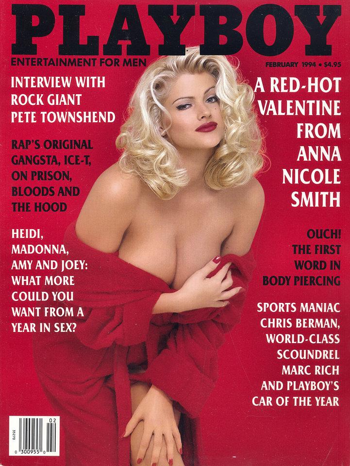 Playboy Vol. 41 No. 2