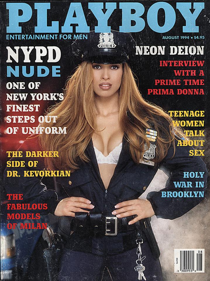 Playboy Vol. 41 No. 8