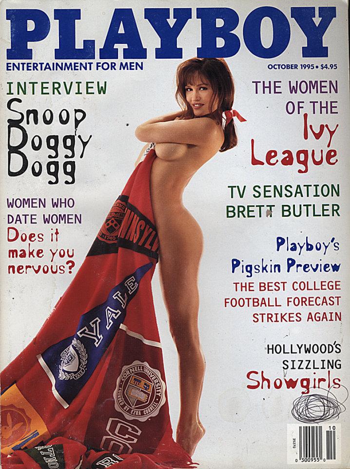 Playboy Vol. 42 No. 10