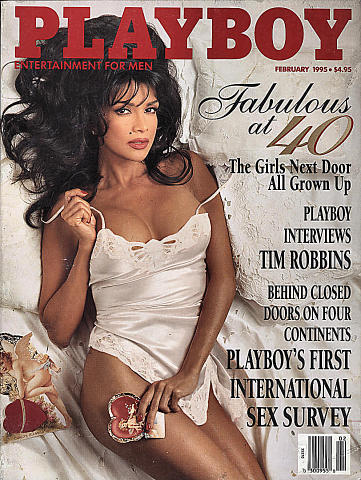 Playboy Vol. 42 No. 2 Magazine
