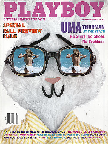 Playboy Vol. 43 No. 9 Magazine